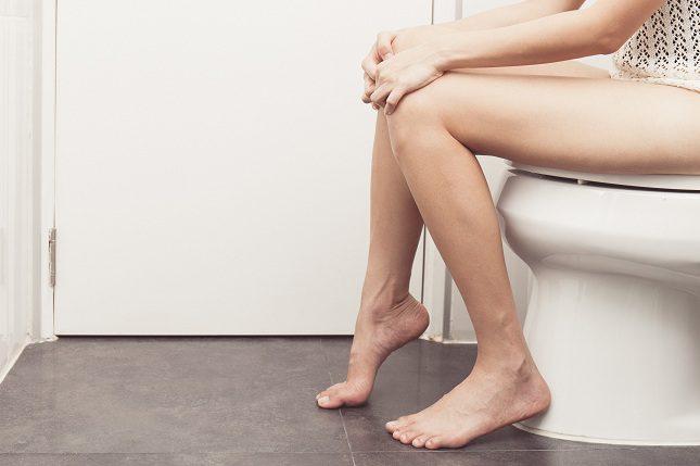 Cuando una persona tiene diarrea y vómitos, también puede deshidratarse