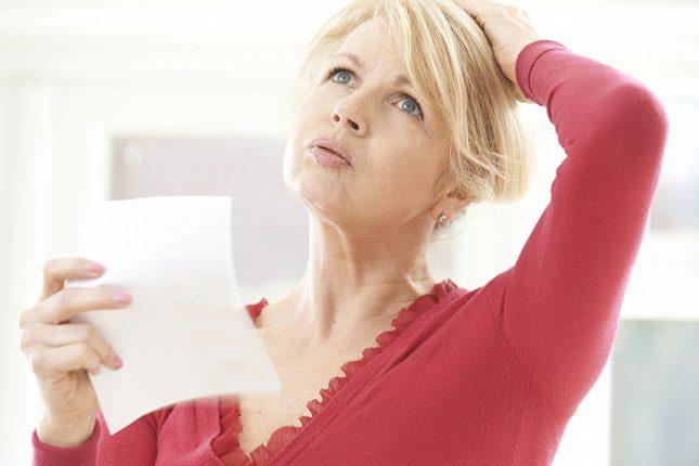 La ausencia de menstruación comienza antes de los 40 años