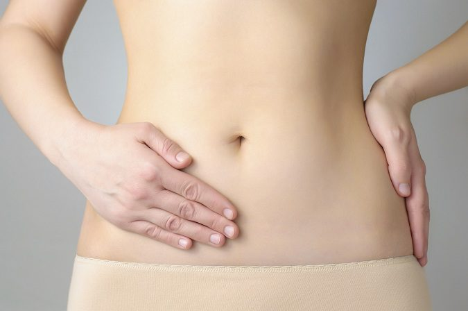 La zona genital debe estar no sólo limpia, sino también seca