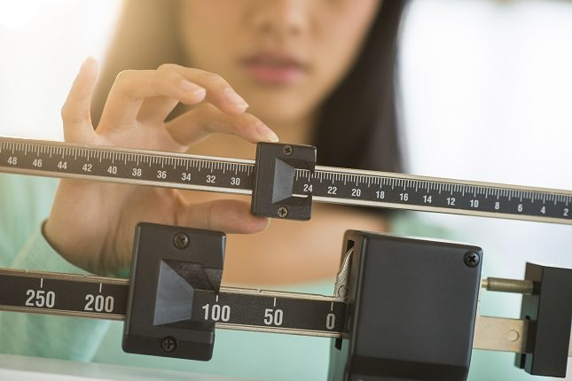 Cuando una persona sobrepasa el IMC entra en el rango de sobrepeso