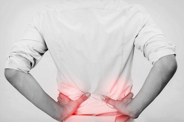La hernia inguinal es producida por una fisura en la pared abdominal