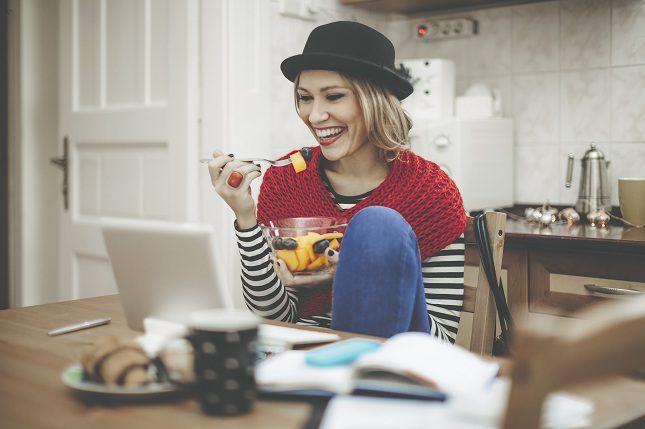 Las personas que ponen súper alimentos en sus platos suelen tener mejor salud