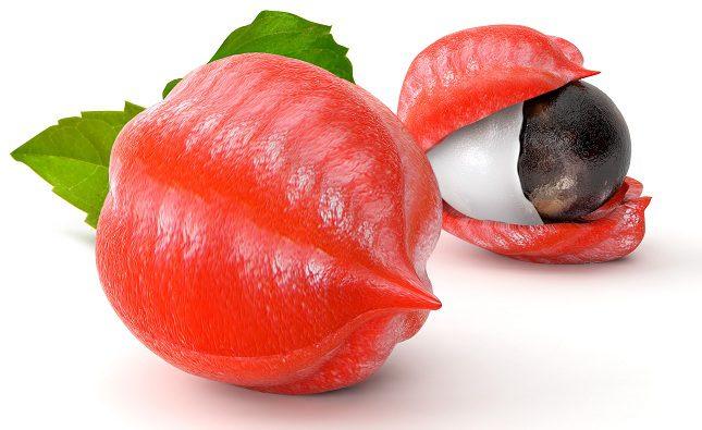 La fruta del guaraná es buena para ganar elasticidad en las arterias