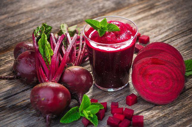La remolacha es uno de los vegetales más recomendables