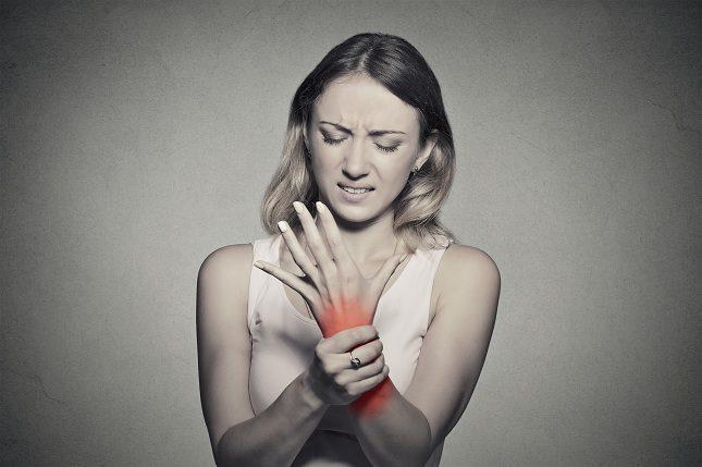 Los síntomas de la artrosis se desarrollan muy lentamente