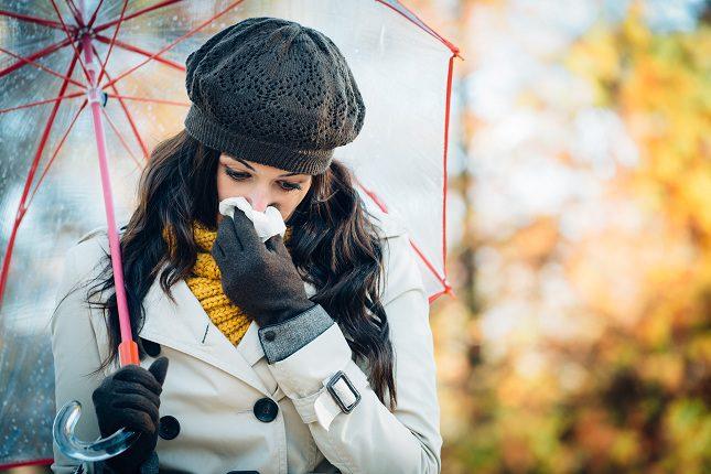 La sinusitis es una enfermedad que aparece tras un resfriado simple