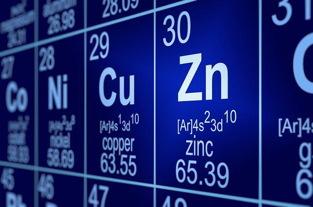 En el mundo del fitness el zinc está muy demandado