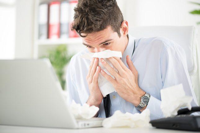La sinusitis es la inflamación del tejido que recubre los senos paranasales