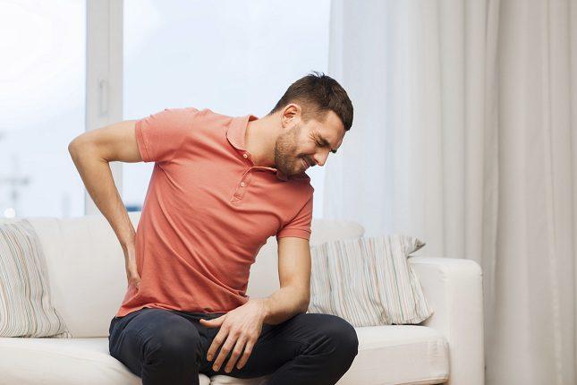 La lumbalgia se trata de una <b>enfermedad bastante dolorosa
