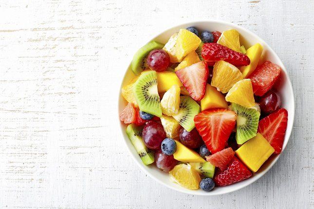Toma alimentos ricos en proteínas