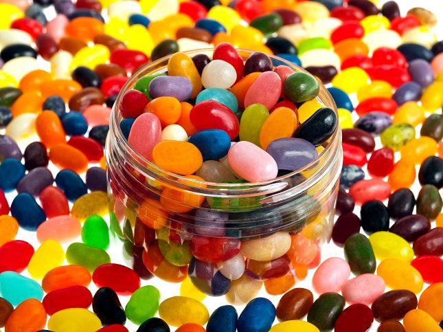 Los colores más brillantes y bonitos hacen los productos más llamativos y apetecibles