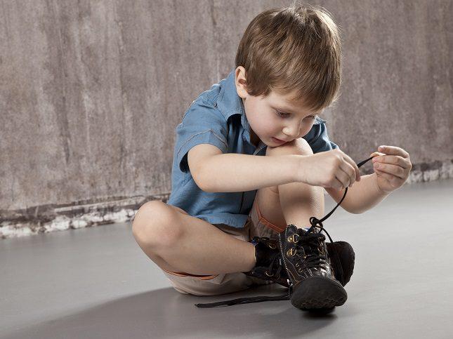Escoger unos buenos zapatos es básico para cuidar la salud de nuestros hijos