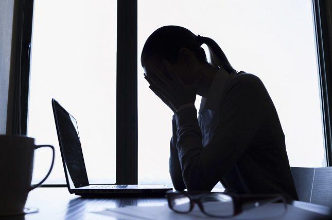 La crisis y tener un trabajo mal pagado puede desencadenar que la persona tenga miedo a perder su trabajo