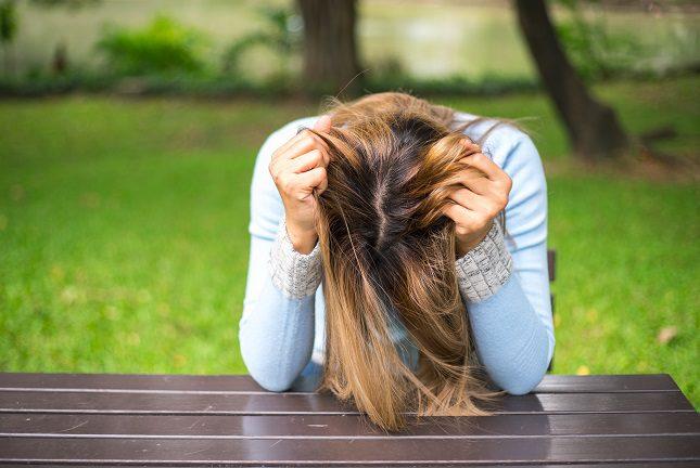 Es normal que le des vueltas a un problema que acabas de tener o algo que te puede haber sucedido hace poco
