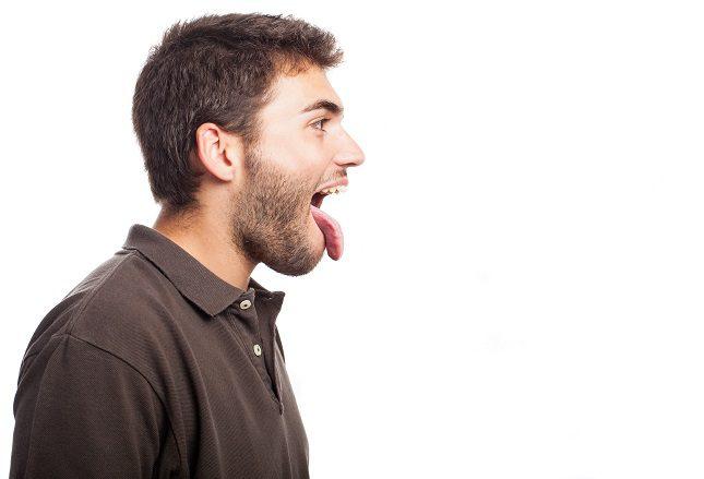 La lengua, dependiendo de la enfermedad se va a mostrar de un color u otro