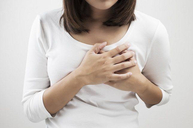 Hay otros problemas de corazón que pueden provocar este tipo de dolor como la pericarditis
