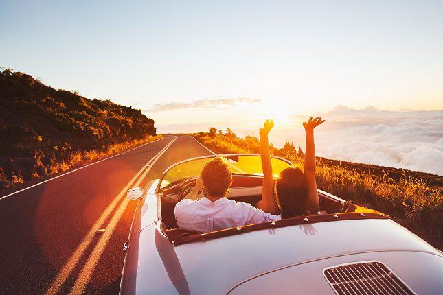 El mayor beneficio de viajar es la cantidad de movimiento que vas a hacer