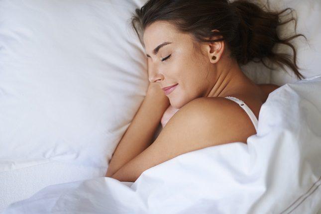 Dormir es importante para que nuestro cuerpo se recupere del esfuerzo que hemos hecho