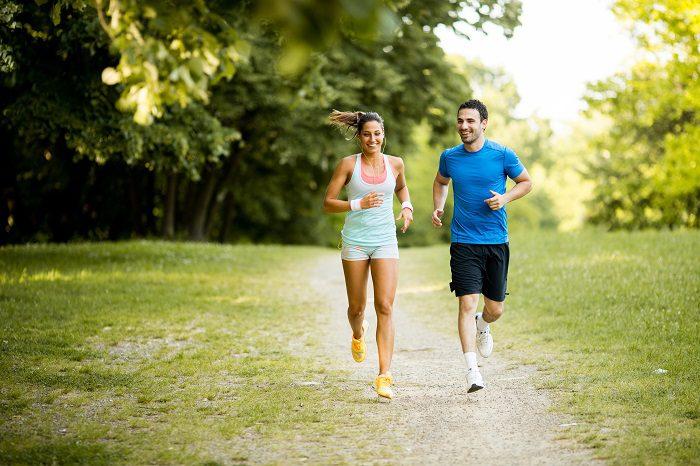 Salir a correr es una buena opción