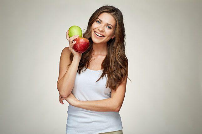 Los alimentos que conforman la dieta aportan los nutrientes necesarios
