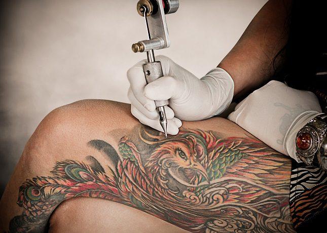 Como Hay Que Cuidar Un Tatuaje Cuando Esta Infectado Bekia Salud