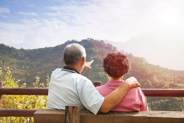 La mayoría de los jubilados se centran en una imagen idealizada de su jubilación en el que están felices y realizados