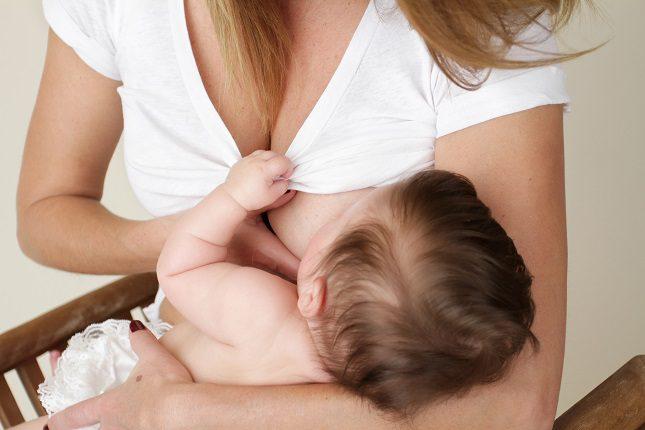 Al dar el pecho tu bebé reducirá considerablemente las probabilidades de tener asma o alergias