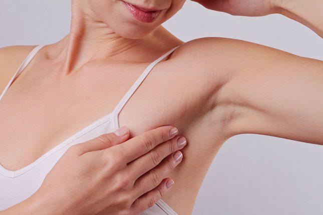 Una de las causas más comunes de la inflamación e hinchazón de los ganglios axilares puede ser una infección en la zona de la axila
