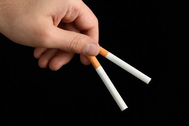 El hecho de probar el tabaco no lleva a la adicción al mismo