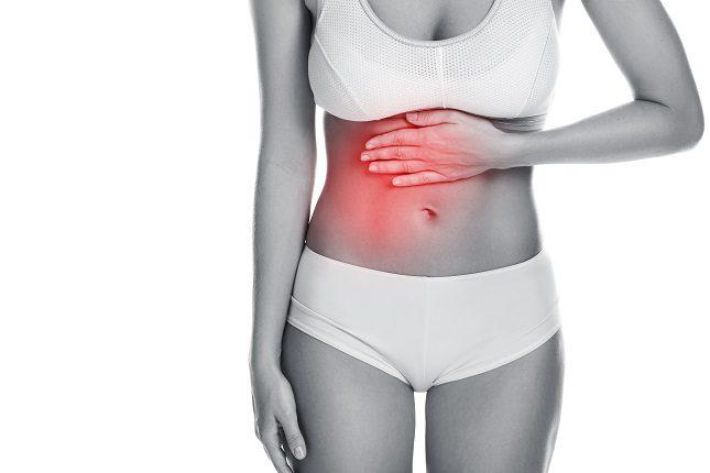 La hinchazón o distensión abdominal es cuando el cuerpo retiene líquidos