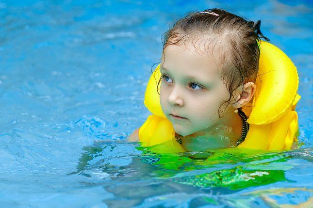 El ahogamiento secundario es más serio de lo que pueda parecer en un principio
