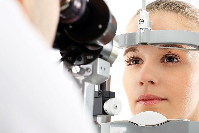 La prueba del campo de visión o campimetría es una prueba médica que <b>suele ser pedida por el oftalmólogo