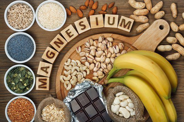 El magnesio no lo produce el organismo por lo que resulta esencial el tomar fuentes ricas en dicho mineral
