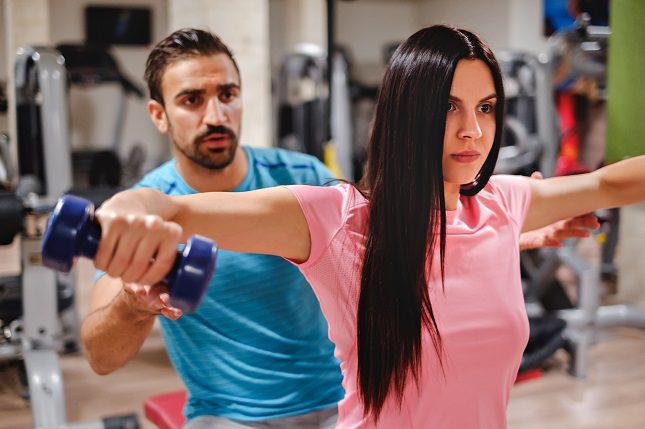 Si no has estado reforzando tus ejercicios o no has comido sano, tendrás que contárselo a tu entrenador