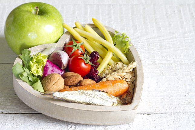 La fibra interactúa con el colesterol malo en el tracto digestivo