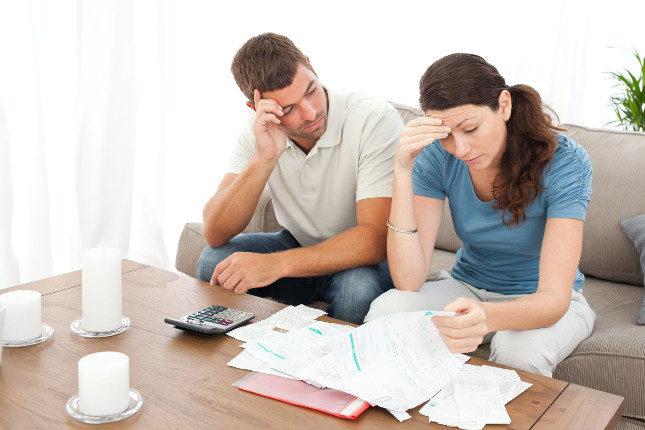 La tensión derivada a de los problemas económicos causa un gran desgaste emocional