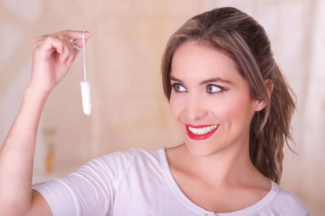 El jabón íntimo puede ser útil durante la menstruación