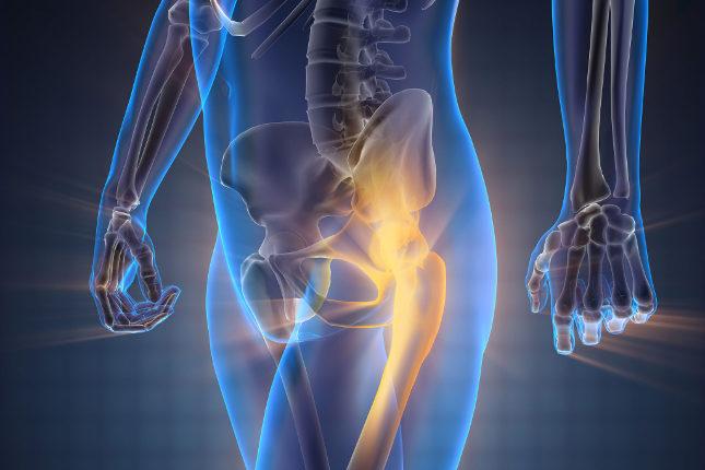 La densitometría ósea sirve para medir la densidad de los huesos