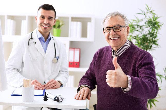 Es importante revisar tu próstata a partir de lso 50 años con exámenes médicos periódicos