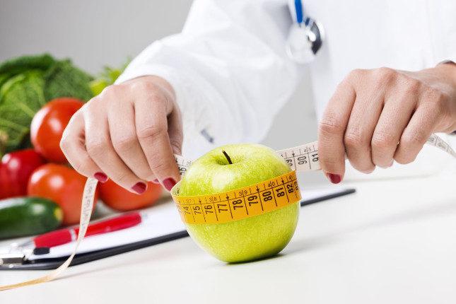 Nuestra dieta debe estar supervisada siempre por un nutricionista