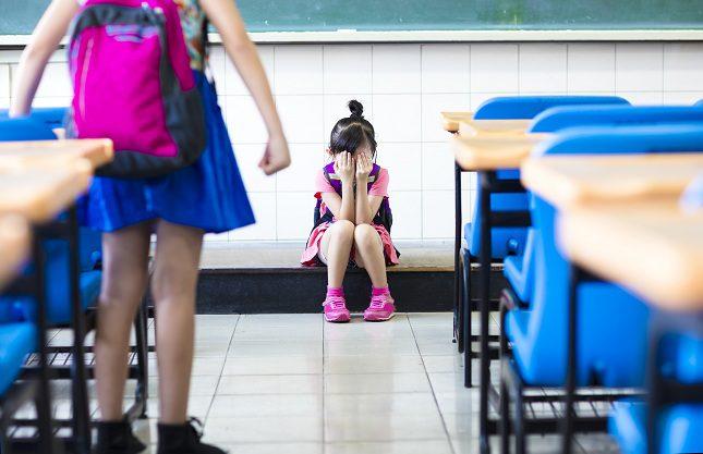 La edad más habitual para sufrir acoso es entre los 12 y los 13 años