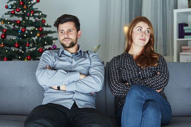 Los motivos para estar triste en Navidad puede ser variados
