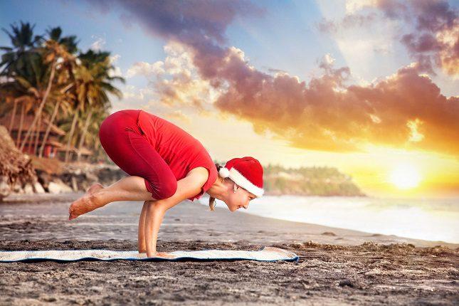 Para mantenerse en forma, es muy importante no solo comer bien, sino también hacer algo de actividad física