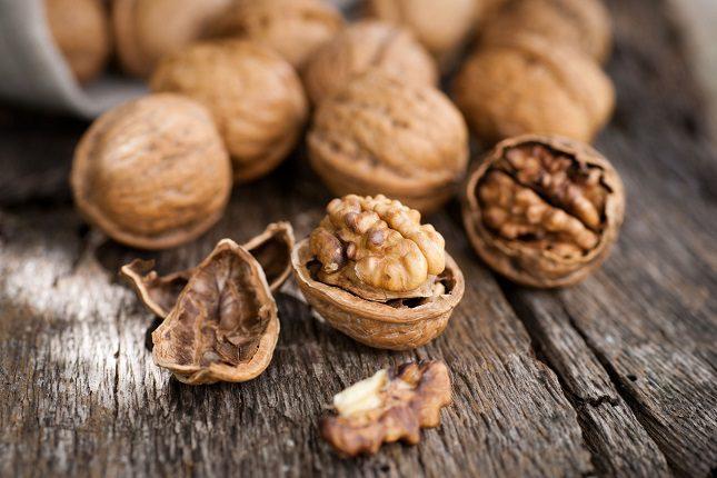 Las nueces son auténticos tesoros para la salud de las personas