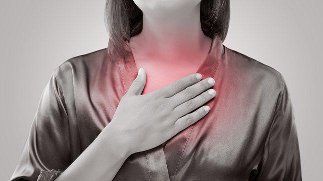 El hiato es un pequeño orificio situado en la zona del diafragma que conecta el esófago con la boca del estómago