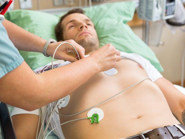 Tras superar la primera parte de la prueba, los médicos devolverán la camilla a su estado normal