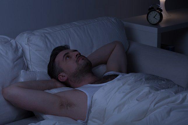 Llamamos dysania a un estado de conciencia en el que la persona está despierta pero su cuerpo se resiste a levantarse