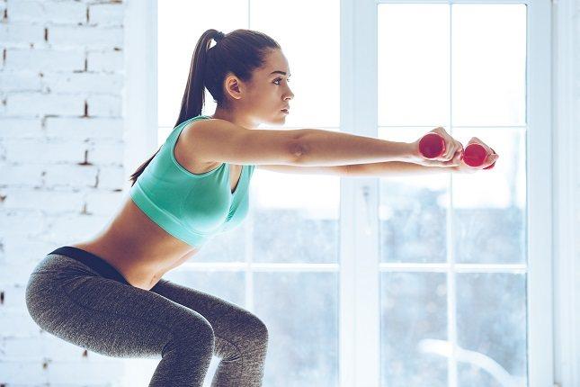 Cuando tienes la regla si sientes bastantes malestares es posible que no puedas llevar un ritmo normal de entrenamiento