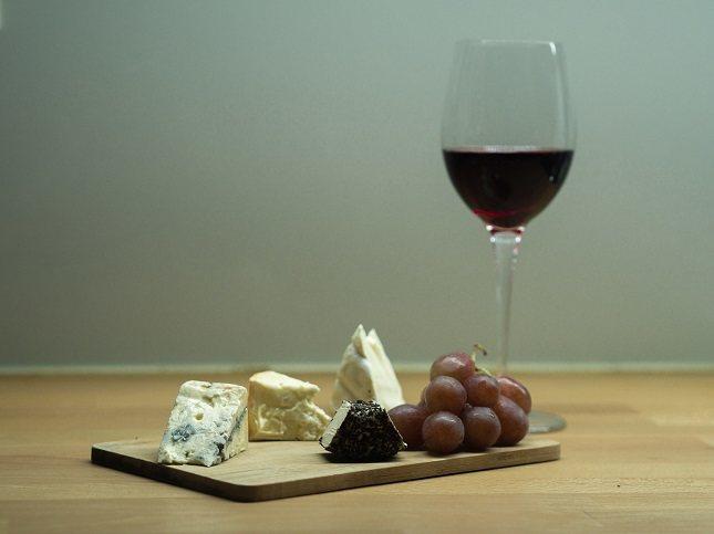 El queso tiene una gran cantidad de calcio natural