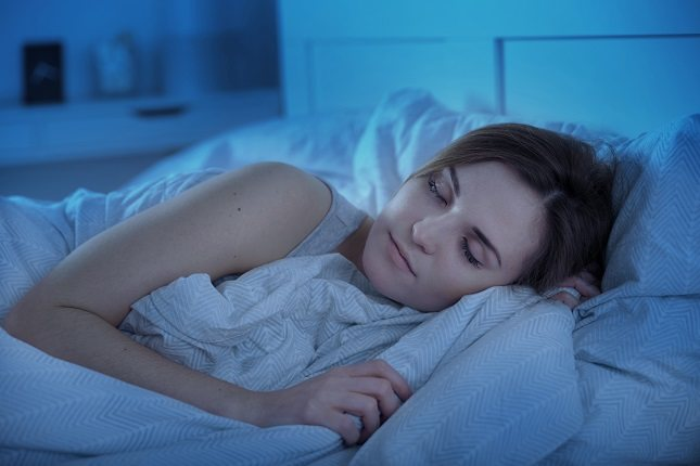El lenguaje corporal mientras duerme te dirá cosas de ti